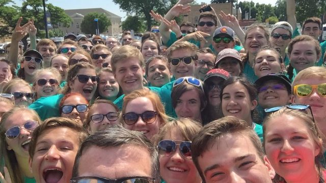 DMA Group Selfie 2016.