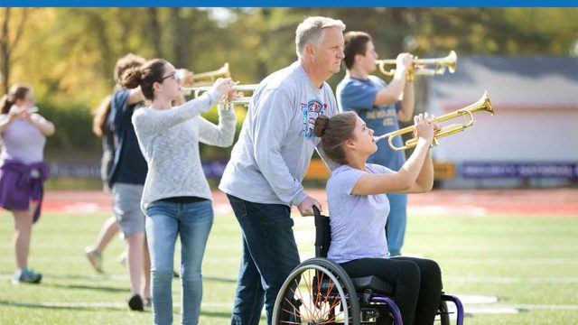 Band is a place for everyone.