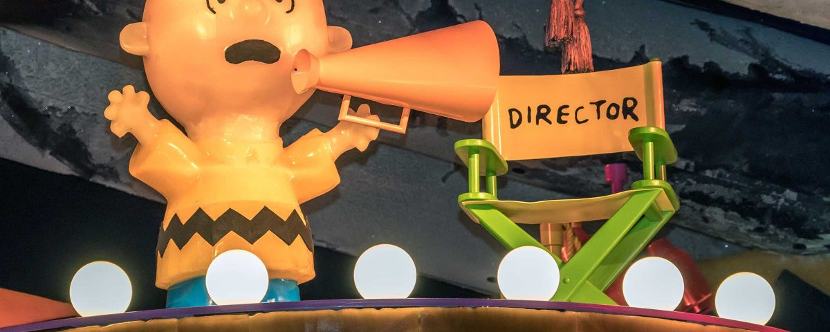 Charlie Brown, Director.