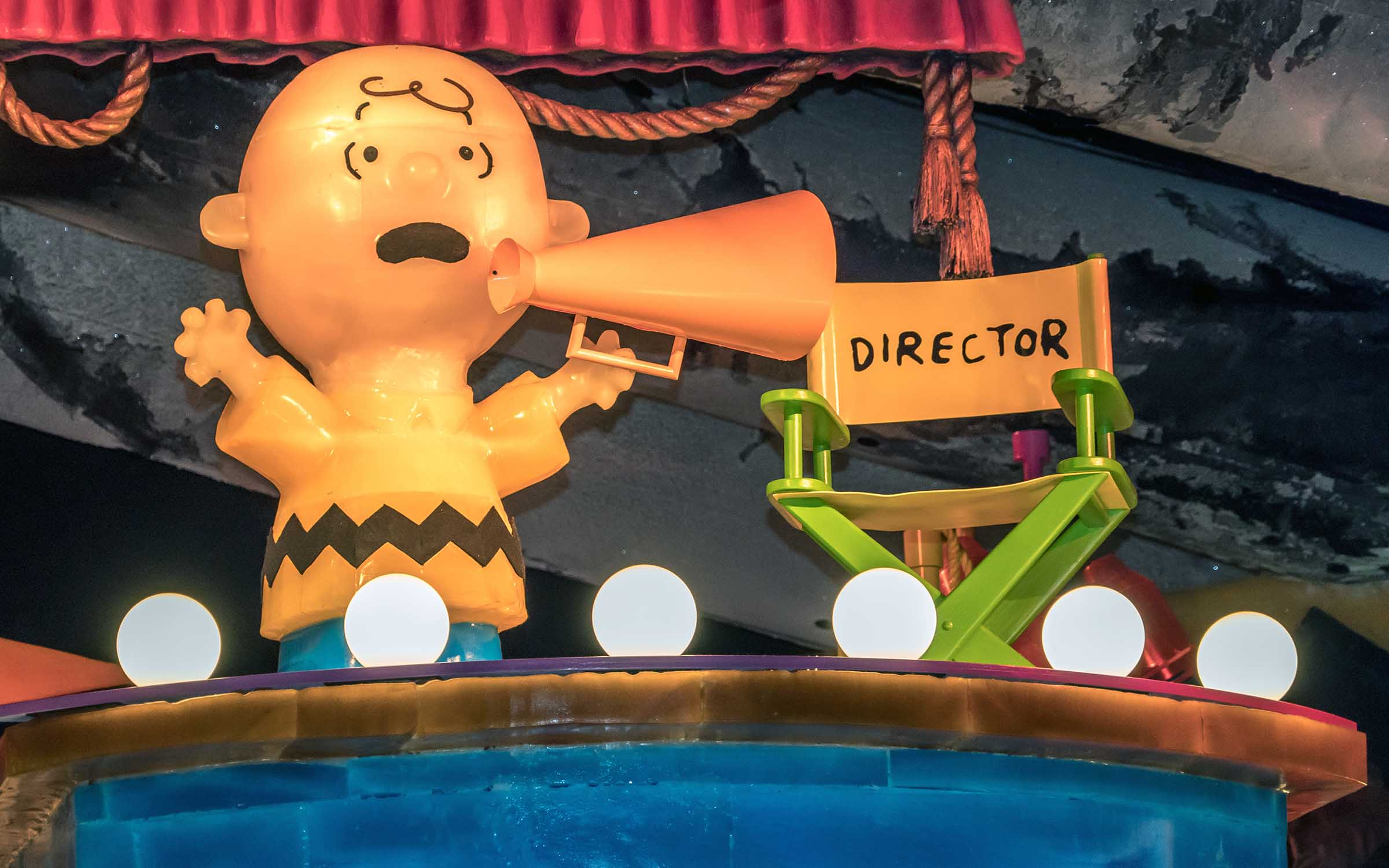 Charlie Brown, Director.