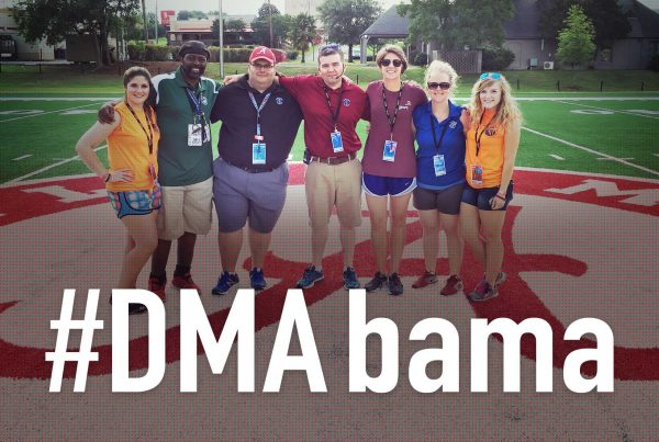 #DMAbama!