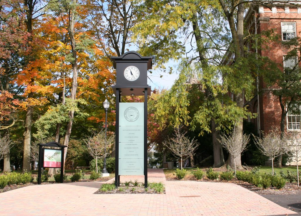 DMA @ Ohio Wesleyan University.