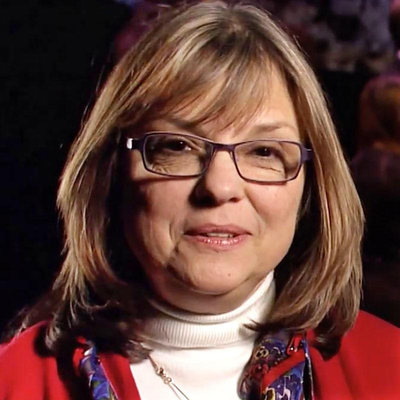 Jeanne Parks, DMA President.