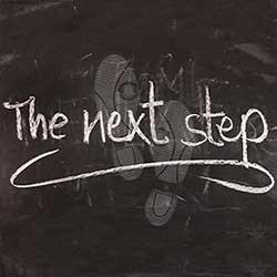 The Next Step.