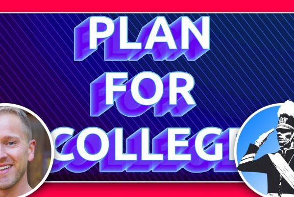 Planning for College, with Dr. Daniel Kirk.