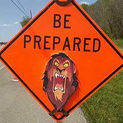 Scar: Be Prepared.