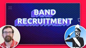 #1 Band Recruitment Method.