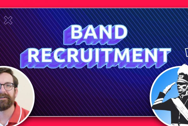 #1 Band Recruitment Method.
